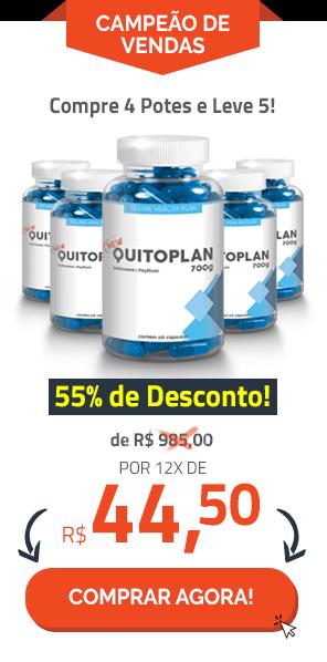 Quitoplan Kit 5 Potes