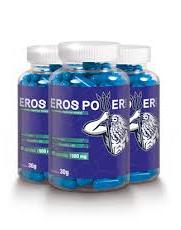 Azulzinho - Eros Power Caps